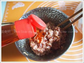 香辣豇豆烫面蒸饺