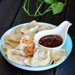 羊肉胡萝卜水饺(早餐菜谱)