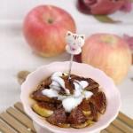 红糖煎苹果(温润小甜品缓解女性痛经之困)