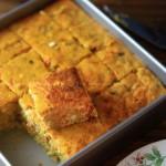 烤蔬菜芝士蛋饼(早餐菜谱)
