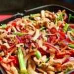铁板牛柳(家庭宴客菜)