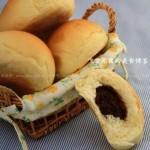 红豆面包(烘培菜谱)