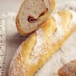 法式培根面包(烘培菜谱)