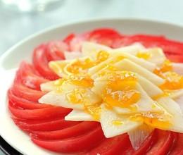 番茄橙汁山药