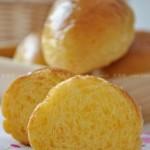 胡萝卜软式小餐包(小孩们都爱吃的面包)