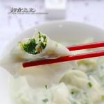 猪肉韭菜馄饨(早餐菜谱)