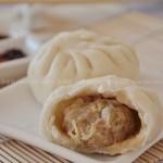 白菜肉包子(早餐菜譜)