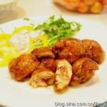 口袋鸡翅(烤箱菜)