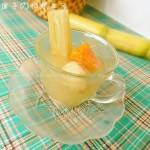 竹蔗马蹄水(节后清心滋润汤水)