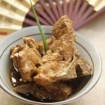酱骨架(东北传统名菜)