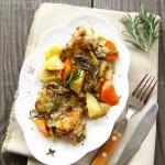 橄榄油迷迭香烤鸡排(烤箱菜)