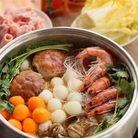 金湯海鮮火鍋的做法