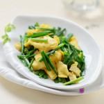 韭菜炒鸡蛋 (春季养生菜)