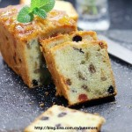 奶油水果蛋糕(烘培菜谱)