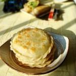 韭菜馅饼和韭菜盒子(早餐菜谱)