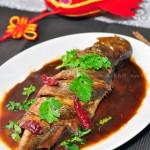 酱焖黄花鱼(补脑健脑考生菜谱)