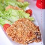 香炸猪排(荤菜)