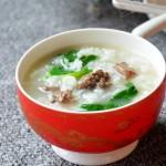 鸡肝菠菜粥 (春季养肝护肝的养生药膳粥)