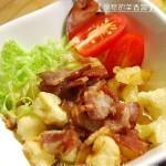 茄子沙拉 (凉拌菜谱)