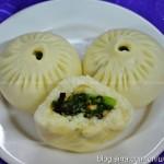 什锦素菜包(早餐菜谱)