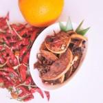 豉香柚子皮(美味小菜)