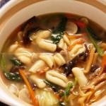 烩麻什(西北风味面食)