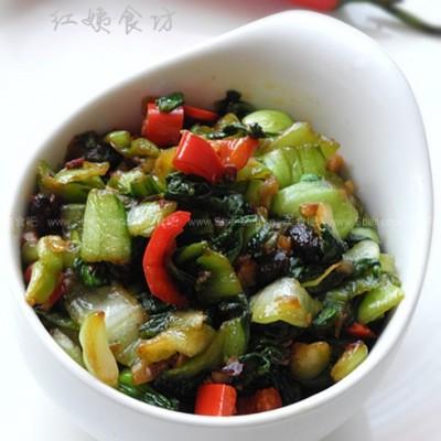 健康脆腌菜