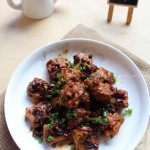 豆豉蒸排骨(清蒸菜)