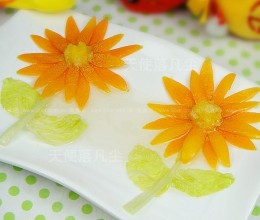 冰糖金桔太阳花