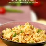 赛蟹黄(5分钟菜谱)