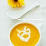 奶油胡萝卜汤(西餐)