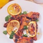 辣烤柠檬小鸡腿(烤箱菜)