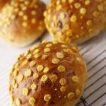 杂粮玉米面包(烘培菜谱)