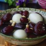 三月三,地菜煮鸡蛋(湖南习俗)