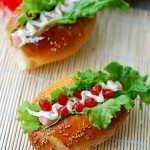 热狗(烘培菜谱)