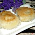 香菇猪肉水煎包(早餐菜谱)