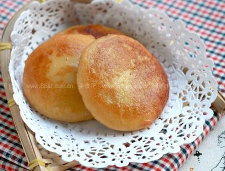 豆沙柿子饼(点心)
