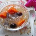 银耳红枣木瓜羹(美容养颜富含胶质)