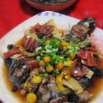 豉汁甲鱼(滋补佳品)