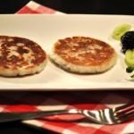 山药芝麻饼(早餐菜谱)