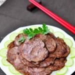 酱牛肉(传统益智健脑佳肴牛肉的别样吃法)