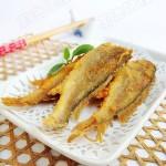 酥炸小黄花鱼(海鲜菜谱)