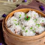 糯米蒸排骨(清蒸菜)