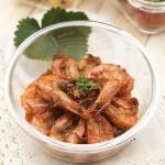 微波XO酱虾(10分钟微波炉菜谱)