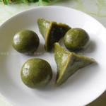 苏式青团子(清明美食)