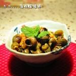 薄荷味爆炒螺蛳(清明节菜谱)