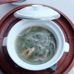 西湖莼菜羹(杭州传统名菜)
