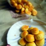 蛋黄小饼干(烘培菜谱)