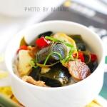 五花肉酥海带(宴客菜)