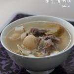 梨干清潤湯(適合全家人享用的老火湯)